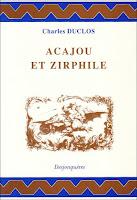 Acajou et Zirphile - Desjonquères