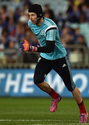 Mourinho Hormati Keputusan Cech Tinggalkan Chelsea