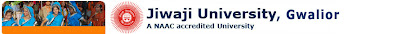 Jiwaji University Exam Time Table 2013