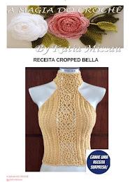 Receita Cropped Bella