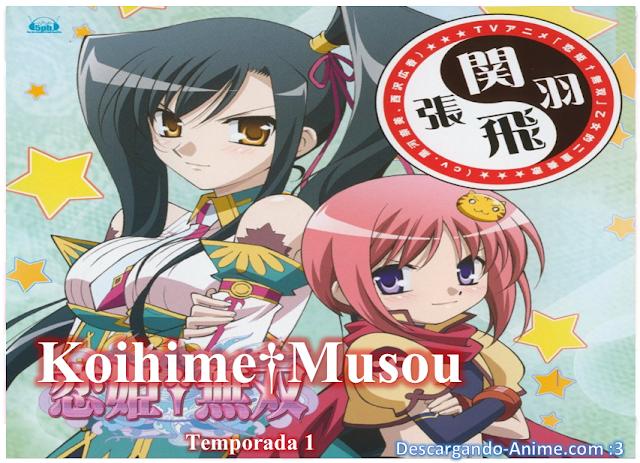 Koihime†Musō