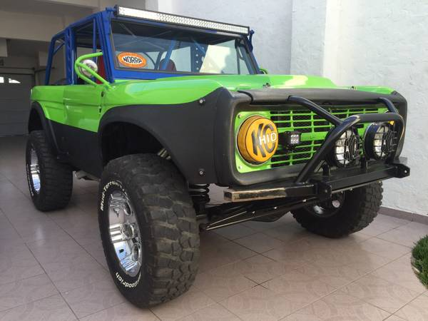 Ford Bronco Pre Runner For Sale 4x4 Cars