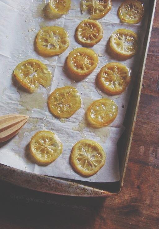 Candied Lemons | une gamine dans la cuisine