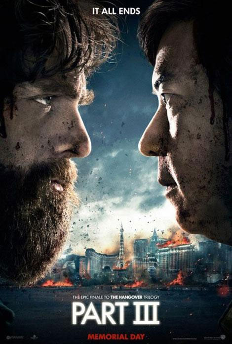 Hangover Part 3 Official Poster