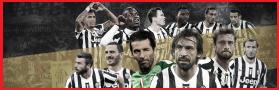 """Tutti gli uomini della """"Juventus Football Club"""""""