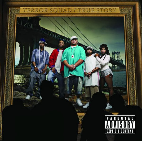 Terror Squad - True Story  Cover