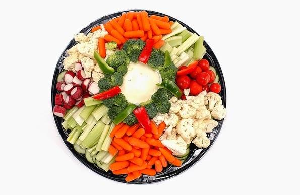 Realiza comidas con distintas verduras