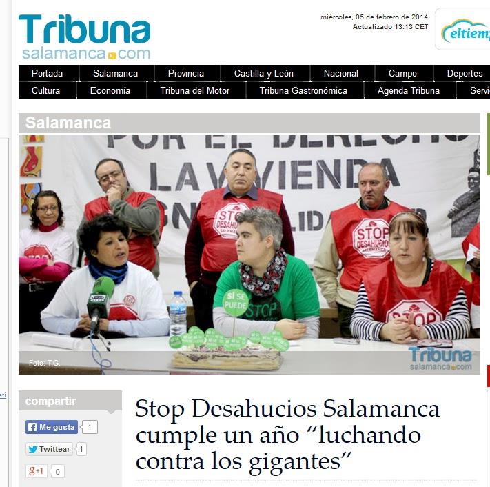 http://www.tribunasalamanca.com/noticias/stop-desahucios-salamanca-cumple-un-ano-luchando-contra-los-gigantes/1391600673