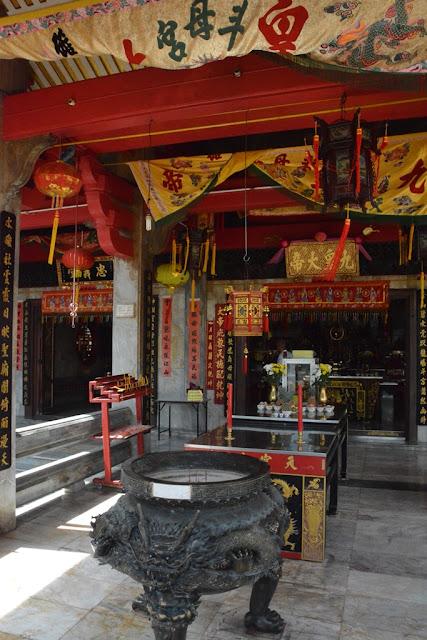 Jui Tui Shrine Phuket Town