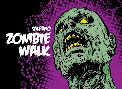 Zombie Walk Salerno: 4 Maggio 2013