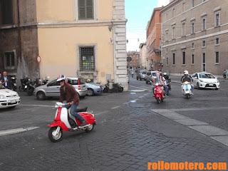 Roma Vespa