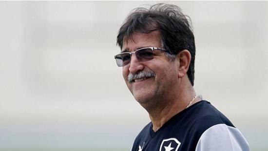 René Simões foi demitido do Botafogo, que disputa a Série B