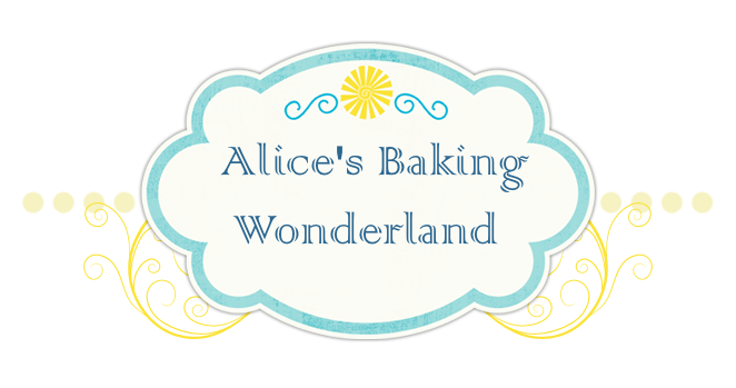 Alice's Baking Wonderland