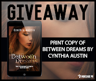 Between Dreams Cover Reveal & Giveaway