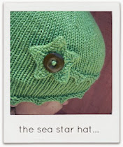sea star hat...