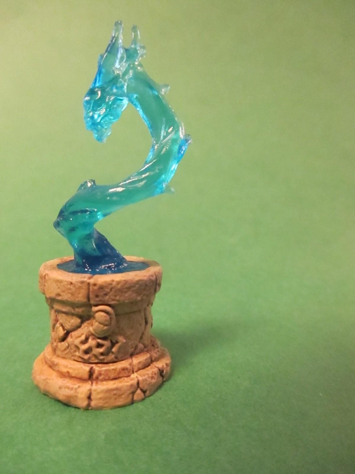 The Miniatures Man Water Weird From Reaper