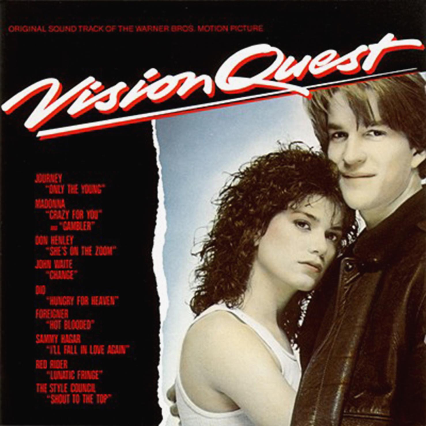 Matthew Modine Vision Quest