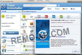 Your Uninstaller Pro