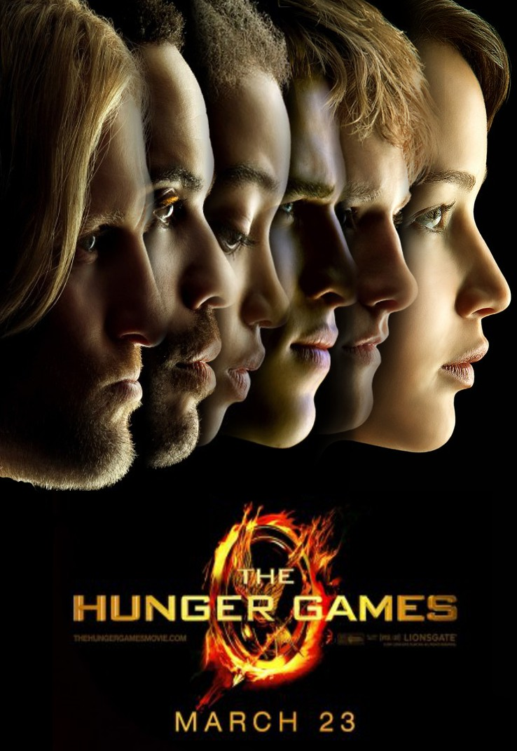 The Hunger Games Action Drama Movie