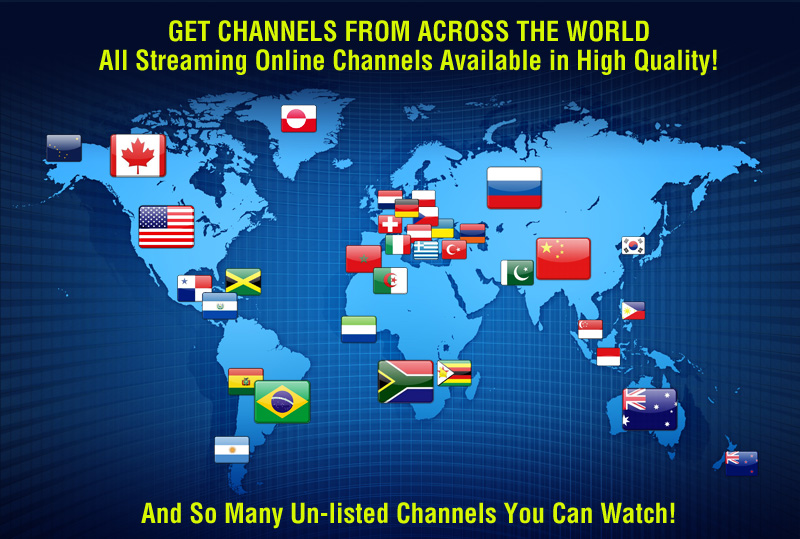 Satellite TV Channels for Mobile Devices in Toronto Area, Canada