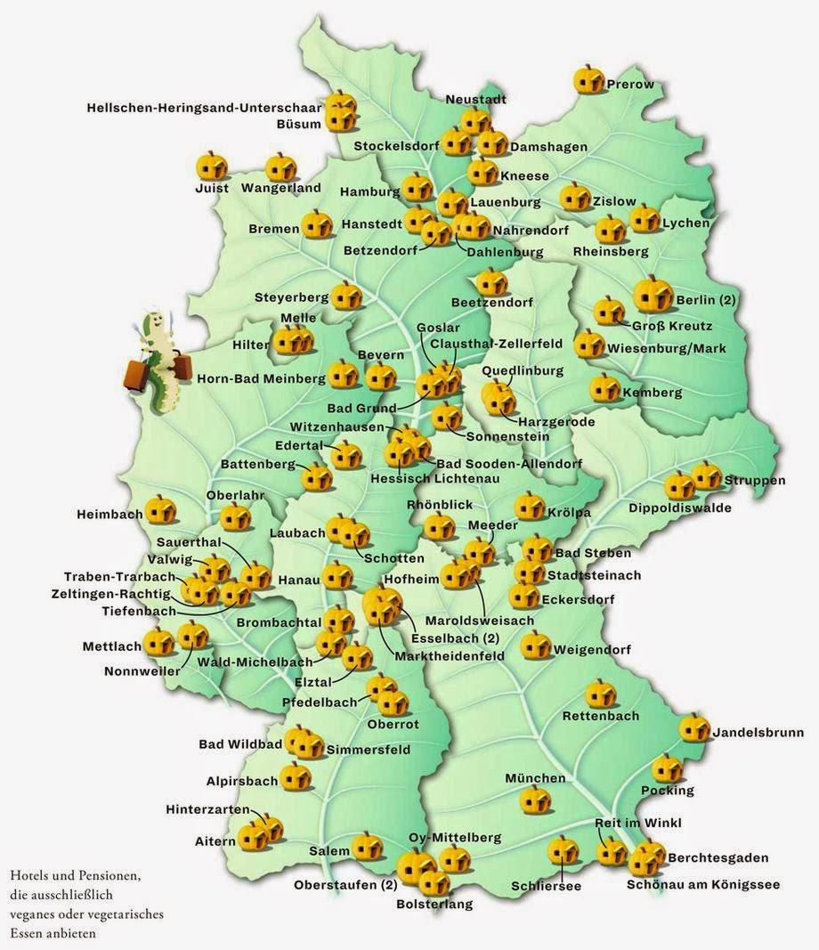 Landkartenblog: Mai 49 - Atomkraftwerke In Deutschland Karte