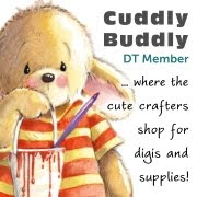 I was on the Cuddy Buddly Team !!!