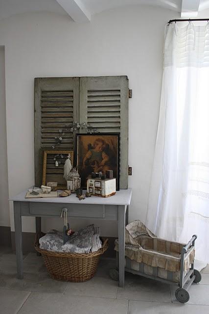 Ecomania blog ideas para reciclar y reutilizar for Reciclar puertas antiguas