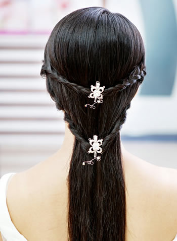 Chinese Wedding Hairstyles For Girls