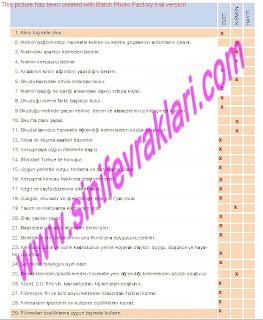 8.Sinif Turkce Enderun Yayinlari Calisma Kitabi Cevaplari Sayfa 40