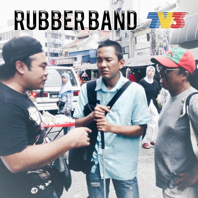 Rubber Band tv3 drama