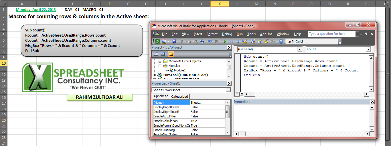 Microsoft excel (software), visual basic for applications, computergaga, add hyperlink, userforms
