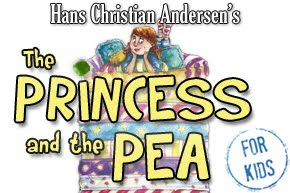 WIN 4 Tickets ($73 Value/4 winners!) to THE PRINCESS AND THE PEA at Marriott Theatre
