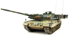 We build Meng's Leopard 2 A7 German Main Battle Tank