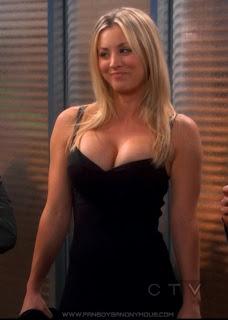 Kaley Cuoco Penny Big Bang Theory Fake