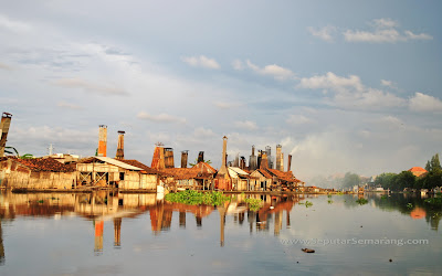 Sentra Pengasapan Ikan Semarang