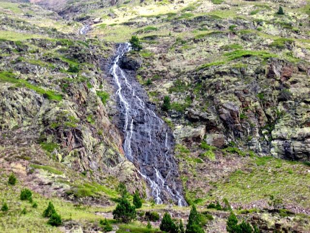 Cascada de Comapedrosa