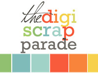 DigiScrap Parade Blog