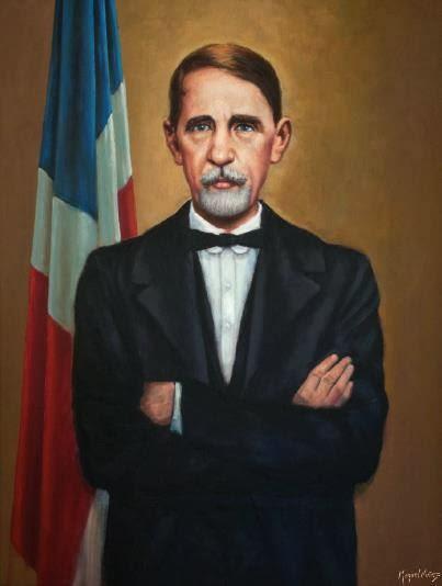 Hoy se cumplen 201 años del nacimiento de Juan Pablo Duarte
