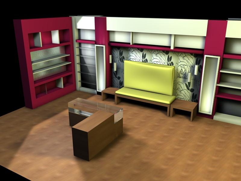 Decoracion interiores zapaterias for Decoracion de interiores zona sur