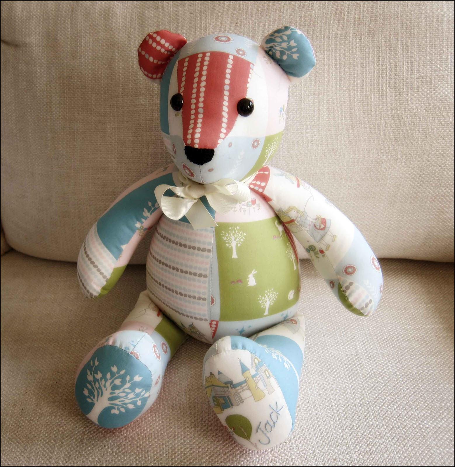 New how to make teddy bears from baby sleeper elhouz