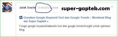 free dofollow backlink berkualitas lewat google plus.