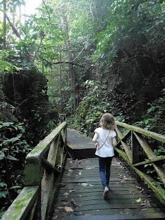 Exploring Niah National Park Sarawak