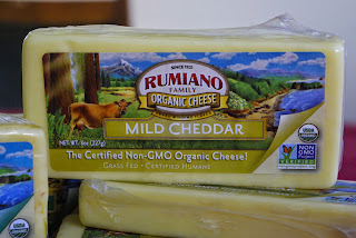 Rumiano Family Organic Cheese - Mild Cheddar