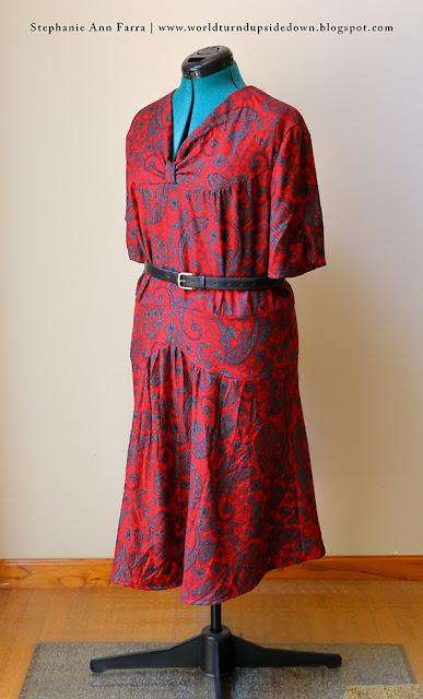 1940s Reenacting dress
