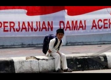 Presiden berbagi kiat penanganan konflik Aceh dengan APRC