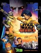 Star Wars Rebels: A Fagulha de uma Rebelião Dublado