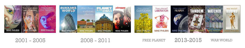 Mike Philbin's free planet blog