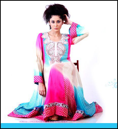 Fashion Party Wear Dresses by Deebaj