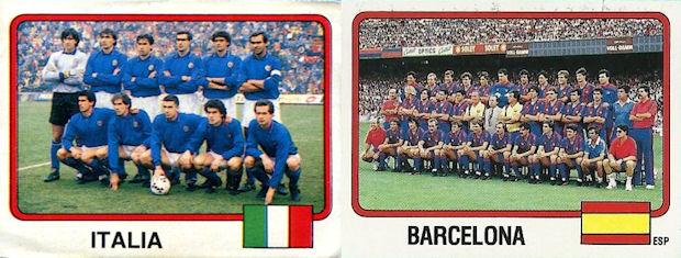 CALCIATORI 1973-74 Panini GENOA -Rec BORDON 134 Figurina-Sticker n