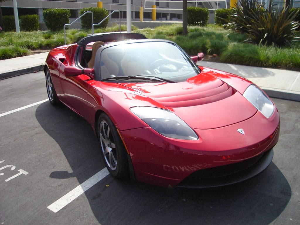Tesla Roadster Hd Picturse 7433